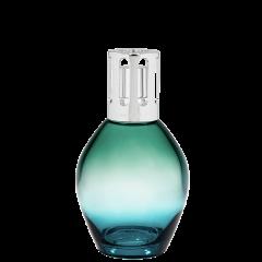 Blue/Green Oval Lampe Berger