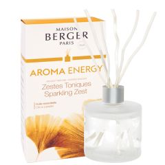 AROMA Energy Sparkling Zest Scented Bouquet