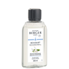 Delicate White Musk Scented Bouquet Refill 200ml