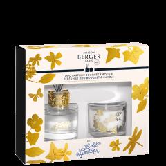 Duo mini Bouquet & Candle Lolita Lempicka Transparent