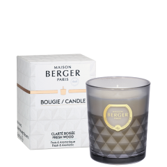 Fresh Wood Clarity Scented Candle