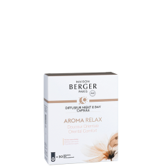 Aroma Relax Capsule Night&Day Diffuser